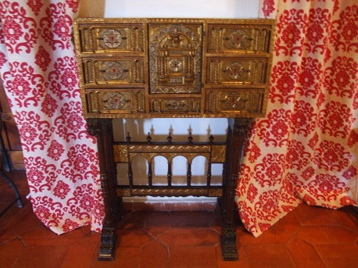 Замок в Мансанарес Эль Реал 31750