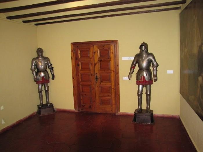 Замок в Мансанарес Эль Реал 72244