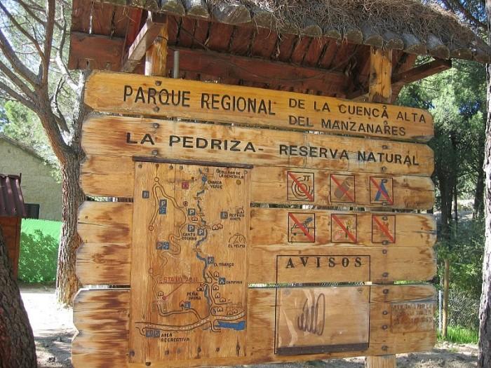 Замок в Мансанарес Эль Реал 65970