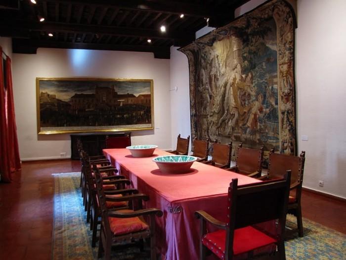 Замок в Мансанарес Эль Реал 79657