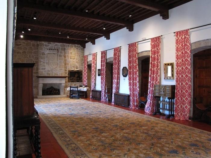 Замок в Мансанарес Эль Реал 14033
