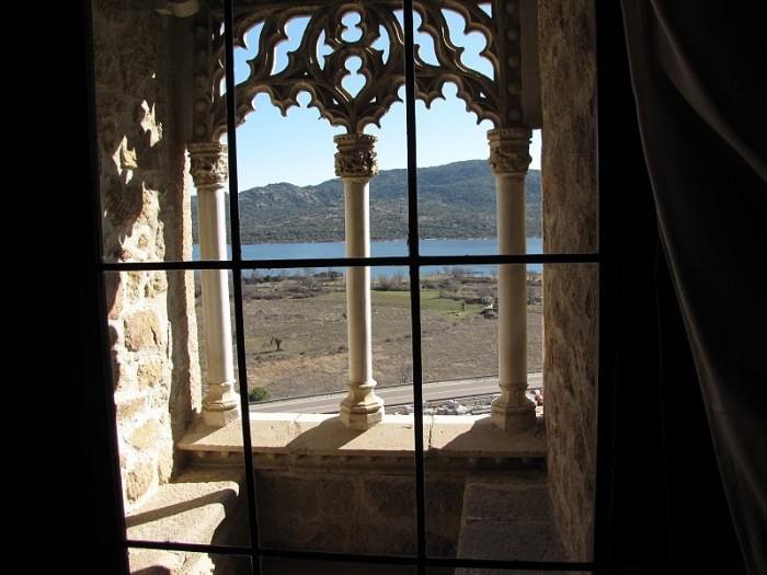 Замок в Мансанарес Эль Реал 32182