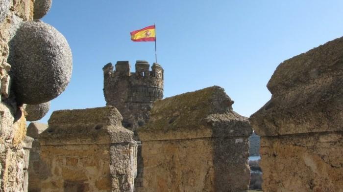 Замок в Мансанарес Эль Реал 44828