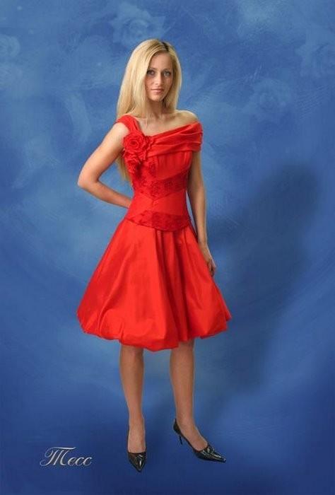 Вечернее платье Тесс - каталог вечерних платьев.