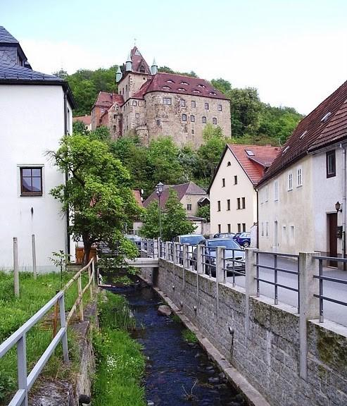 Das Schloss Kuckuckstein 72954