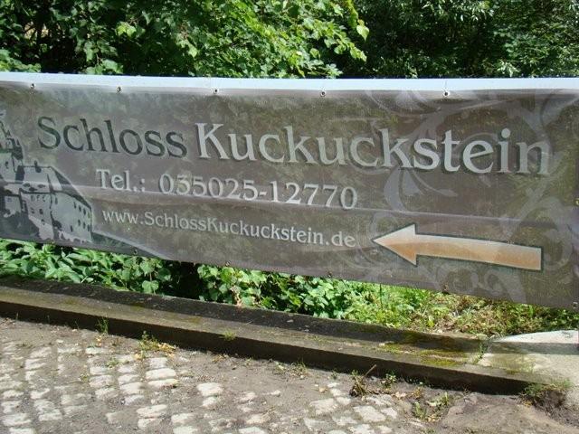 Das Schloss Kuckuckstein 62705