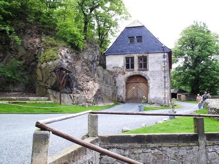 Das Schloss Kuckuckstein 14084