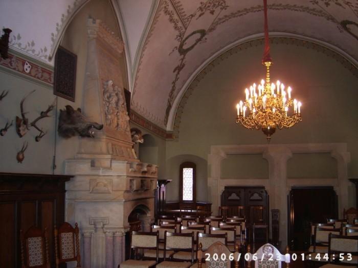 Das Schloss Kuckuckstein 91685