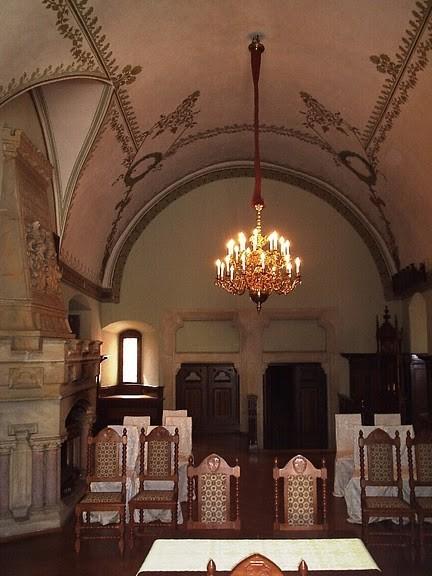 Das Schloss Kuckuckstein 94260
