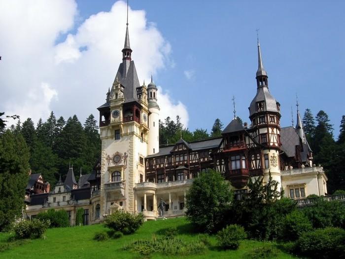 Замок Пелеш 84488
