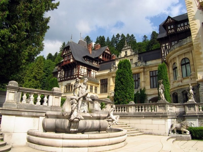 Замок Пелеш 48314