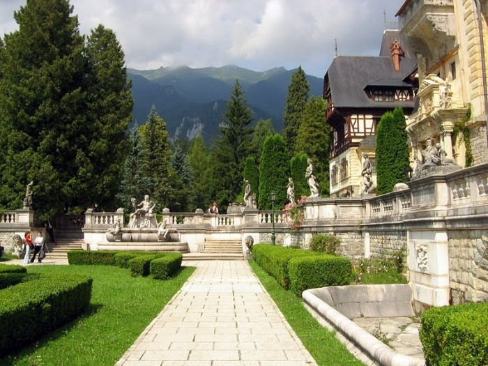 Замок Пелеш 34194