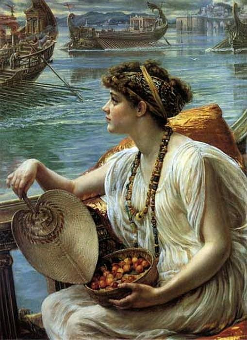 The Roman Boat Race