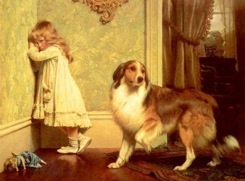 Charles Burton Barber - A Special Pleader