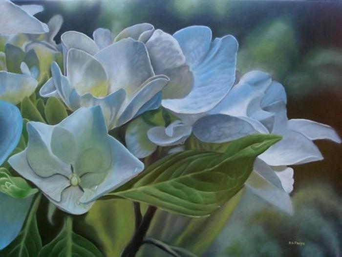 Pale Blue Beauty