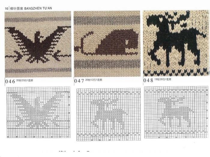 рисунки вязания спицами. схема вязки крючком шалей.