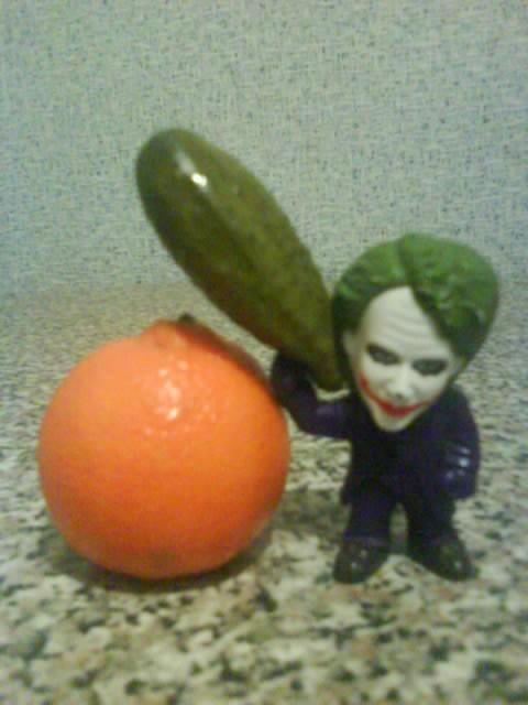 Joker-6 на кухне