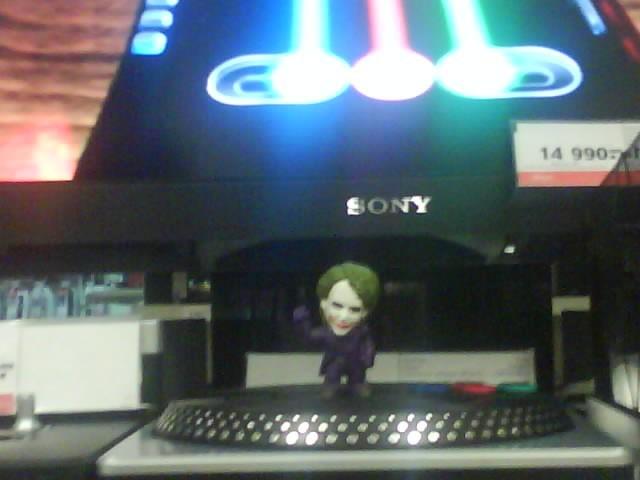 Joker-6 играет в DJ Hero