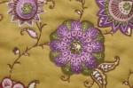 Цветочная (фрагмент)-фетр, вышивка