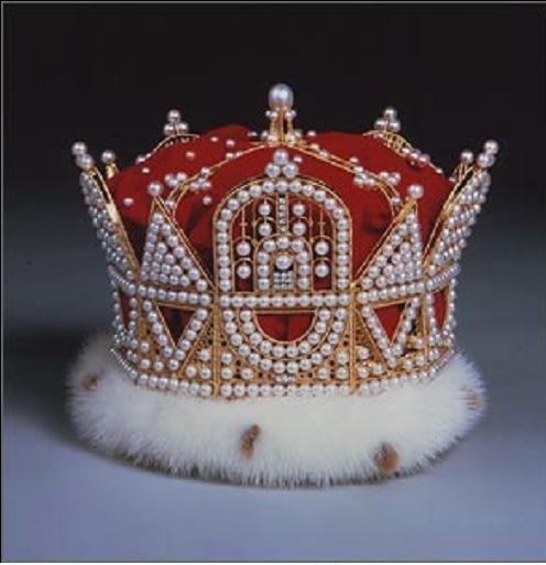Жемчужная корона Микимото