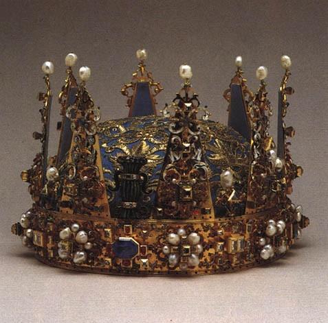 Корона принца Швеции