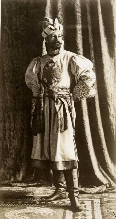 1353576 1903 ball   alexandr mikhailovich Царь Николай II возрождал Россию. Собрание редких фотографий