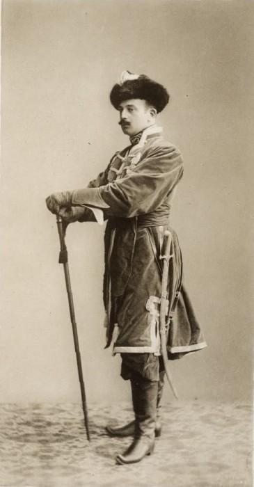 1353598 1903 ball   boris vlad Царь Николай II возрождал Россию. Собрание редких фотографий