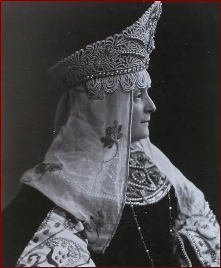1353602 1903 ball   nad. baryatinskaya2 Царь Николай II возрождал Россию. Собрание редких фотографий