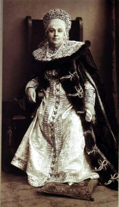 1353604 1903 ball   nadezhda dm. beloselskaya belozerskaya Царь Николай II возрождал Россию. Собрание редких фотографий