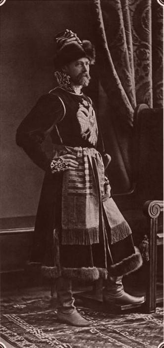 1353614 1903 ball   dm. boris. golitsyn Царь Николай II возрождал Россию. Собрание редких фотографий