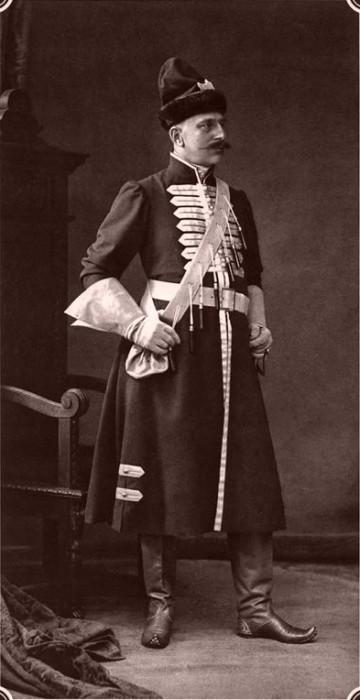 1353616 1903 ball   george mecklembourg strelitz Царь Николай II возрождал Россию. Собрание редких фотографий