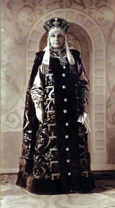 1353618 1903 ball   maria mikh. golitsyna Царь Николай II возрождал Россию. Собрание редких фотографий
