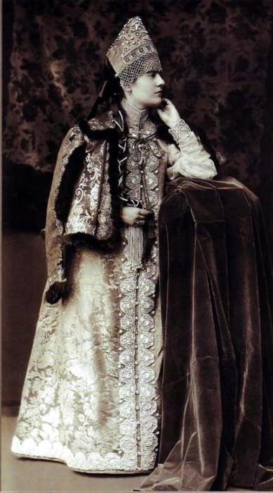 1353620 1903 ball   maria nik. voyeykova Царь Николай II возрождал Россию. Собрание редких фотографий