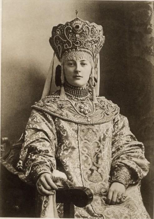 1353622 1903 ball   nad. dm. vonlyarlyarskaya Царь Николай II возрождал Россию. Собрание редких фотографий