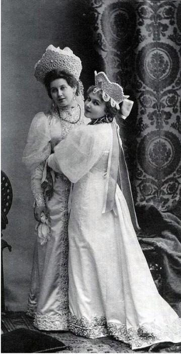 1353624 1903 ball   vyrobova Царь Николай II возрождал Россию. Собрание редких фотографий