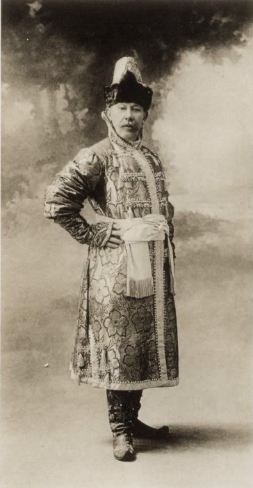 1353652 1903 ball   general evreinov Царь Николай II возрождал Россию. Собрание редких фотографий