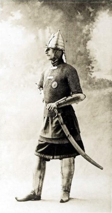 1353666 1903 ball   levchine Царь Николай II возрождал Россию. Собрание редких фотографий