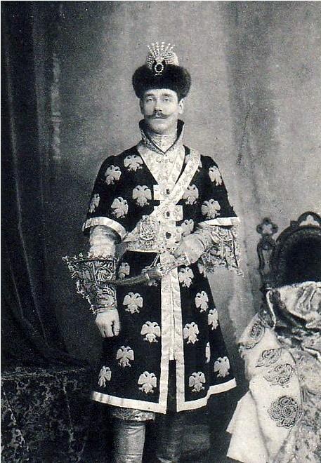 1353672 1903 ball   michael alex 2 Царь Николай II возрождал Россию. Собрание редких фотографий