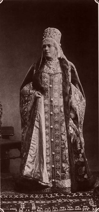 1353674 1903 ball   natalia fed. karlova Царь Николай II возрождал Россию. Собрание редких фотографий