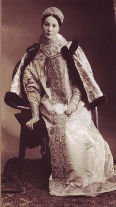 1353684 1903 ball   alex. dm. tolstaya Царь Николай II возрождал Россию. Собрание редких фотографий