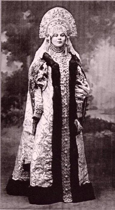 1353688 1903 ball   elena dm. rodzyanko Царь Николай II возрождал Россию. Собрание редких фотографий