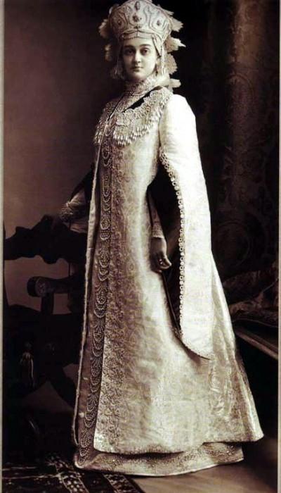 1353692 1903 ball   nadezhda i. novoseltsova Царь Николай II возрождал Россию. Собрание редких фотографий