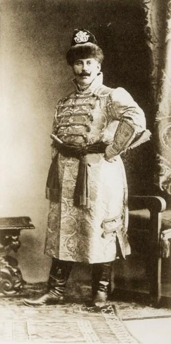 1353696 1903 ball   orlov Царь Николай II возрождал Россию. Собрание редких фотографий