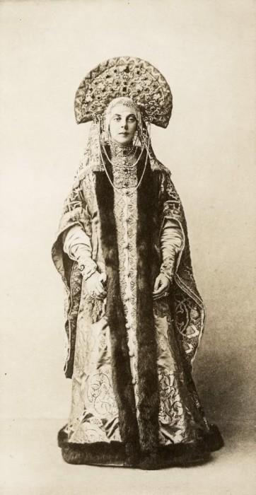 1353698 1903 ball   orlova davydova 2 Царь Николай II возрождал Россию. Собрание редких фотографий