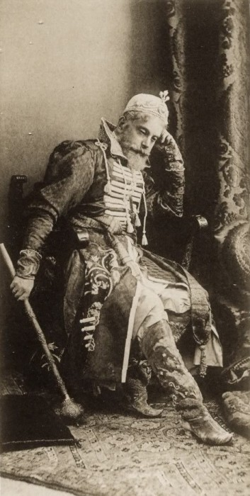 1353716 1903 ball   alexi zahkar. hitrovo Царь Николай II возрождал Россию. Собрание редких фотографий