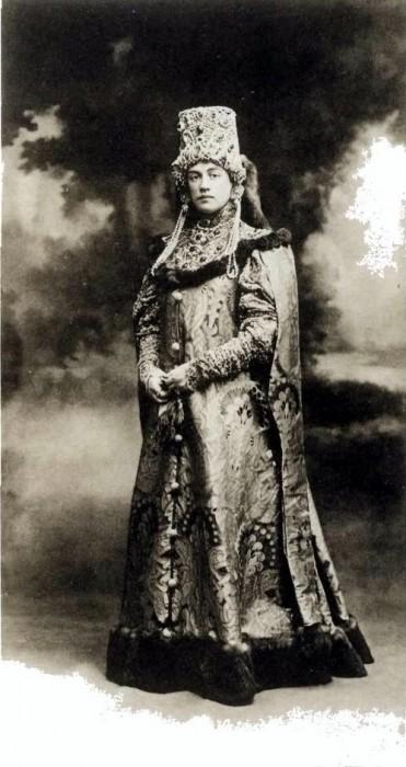 1353718 1903 ball   chavchavadze Царь Николай II возрождал Россию. Собрание редких фотографий