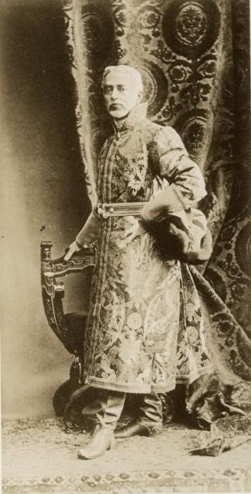 1353722 1903 ball   georg. dm. shervashidze Царь Николай II возрождал Россию. Собрание редких фотографий