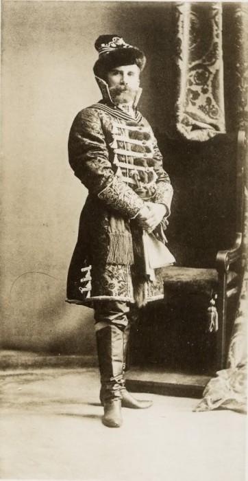 1353726 1903 ball   shtakelberg Царь Николай II возрождал Россию. Собрание редких фотографий