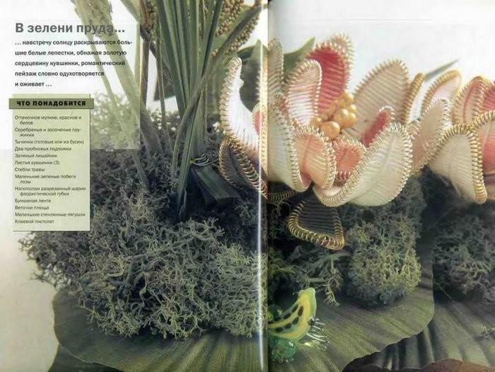 Книга: Фантазийные цветы.  Д.Чиотти.  Прочитать целикомВ.