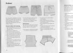 Как сшить для беби бона своими руками шорты 2